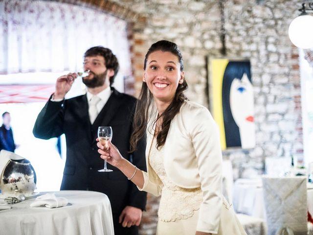 Il matrimonio di Gianandrea e Arianna a Calcinato, Brescia 59