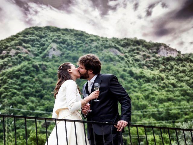 Il matrimonio di Gianandrea e Arianna a Calcinato, Brescia 64