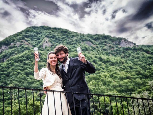 Il matrimonio di Gianandrea e Arianna a Calcinato, Brescia 65