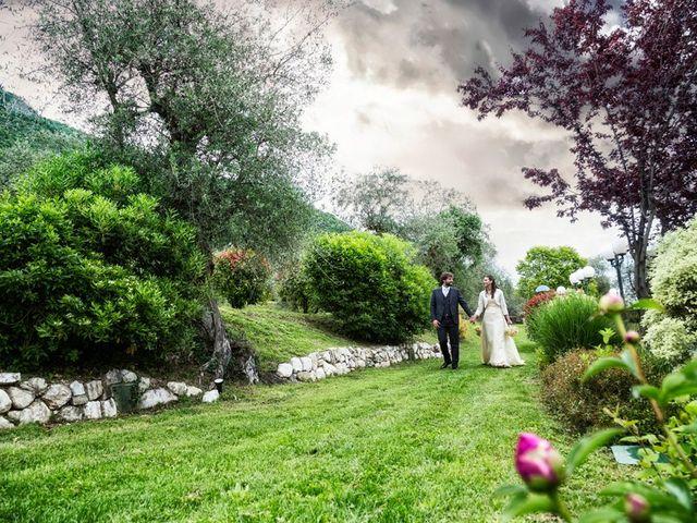 Il matrimonio di Gianandrea e Arianna a Calcinato, Brescia 67
