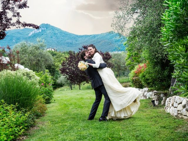 Il matrimonio di Gianandrea e Arianna a Calcinato, Brescia 70