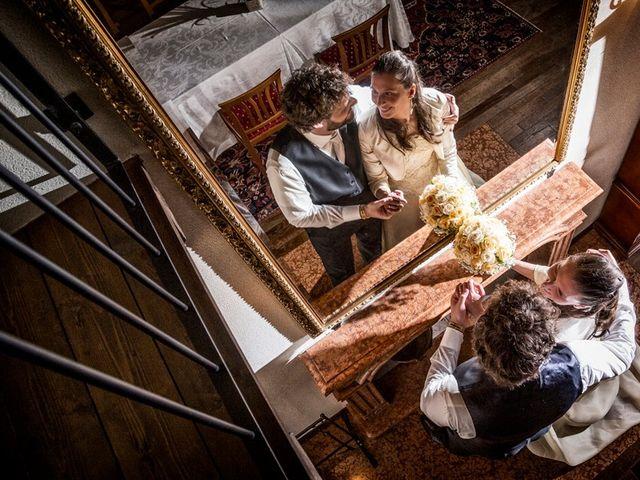 Il matrimonio di Gianandrea e Arianna a Calcinato, Brescia 73