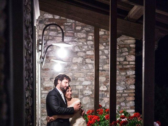 Il matrimonio di Gianandrea e Arianna a Calcinato, Brescia 76