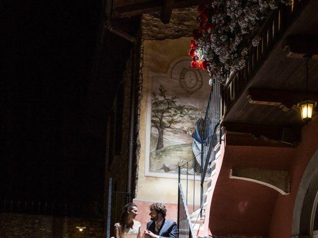 Il matrimonio di Gianandrea e Arianna a Calcinato, Brescia 77