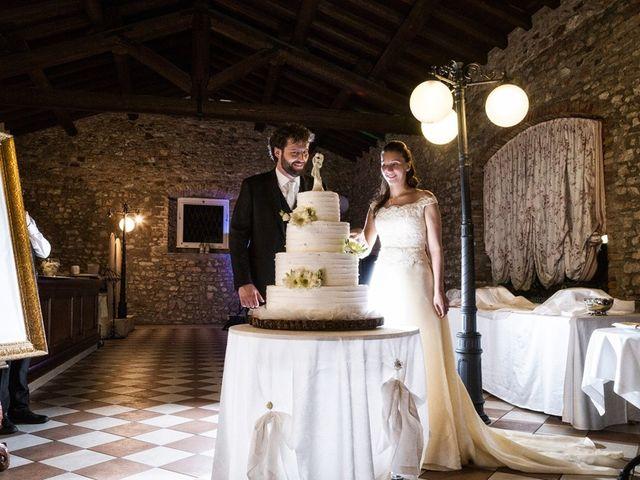 Il matrimonio di Gianandrea e Arianna a Calcinato, Brescia 78