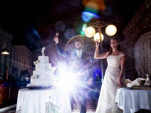 Il matrimonio di Gianandrea e Arianna a Calcinato, Brescia 79