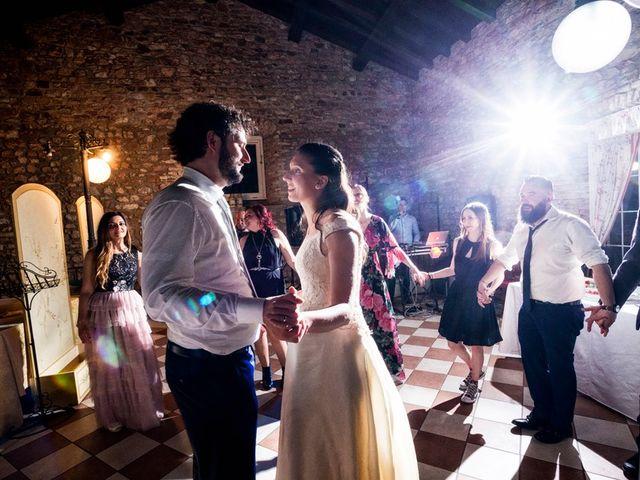 Il matrimonio di Gianandrea e Arianna a Calcinato, Brescia 80