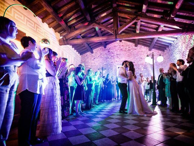 Il matrimonio di Gianandrea e Arianna a Calcinato, Brescia 82