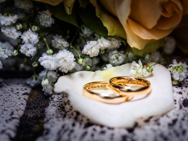 Il matrimonio di Gianandrea e Arianna a Calcinato, Brescia 87
