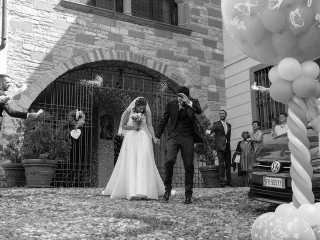 Il matrimonio di Sergio e Chiara a Bergamo, Bergamo 27