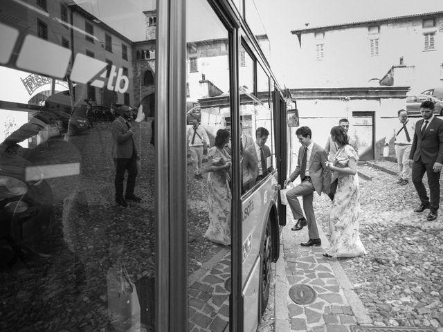 Il matrimonio di Sergio e Chiara a Bergamo, Bergamo 28