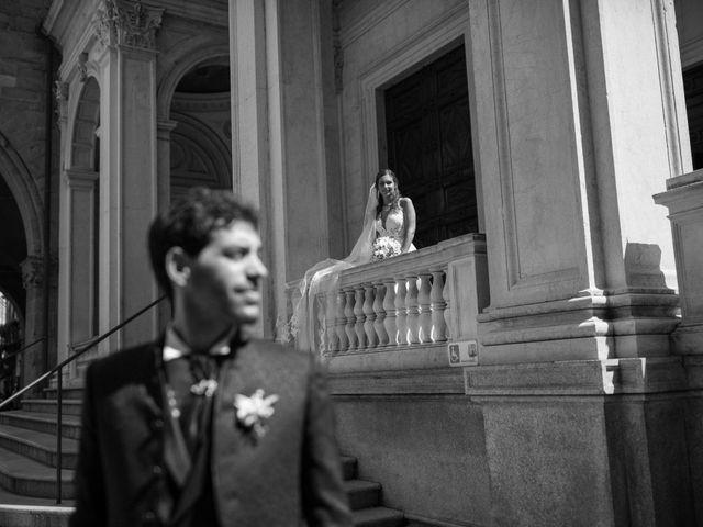 Il matrimonio di Sergio e Chiara a Bergamo, Bergamo 30