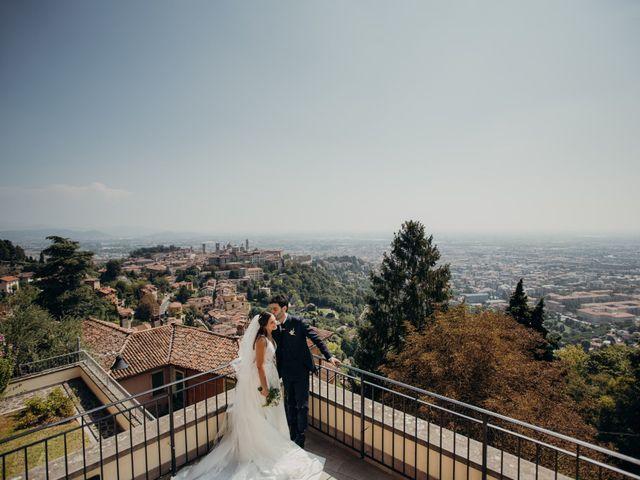 Il matrimonio di Sergio e Chiara a Bergamo, Bergamo 32