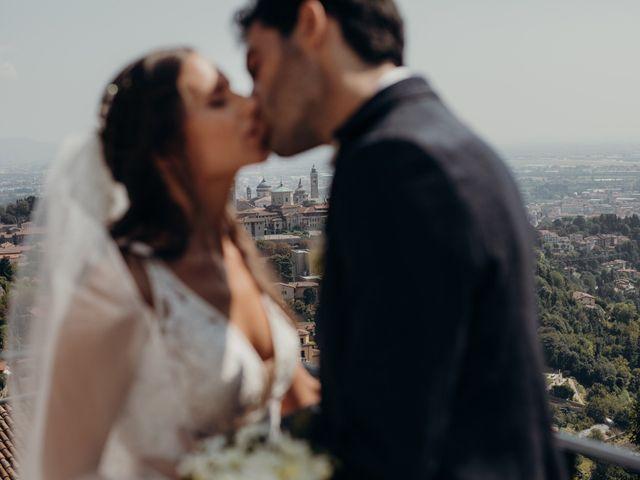 Il matrimonio di Sergio e Chiara a Bergamo, Bergamo 33