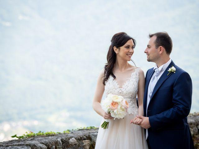 Le nozze di Federica e Pierfrancesco