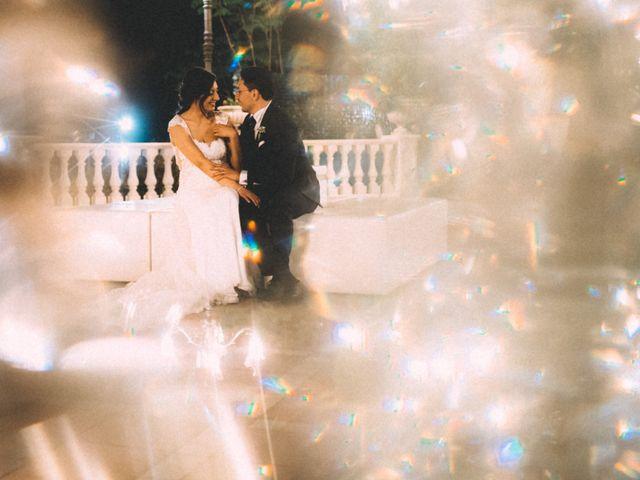 Le nozze di Giovanna e Franco