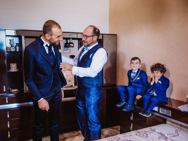 Il matrimonio di Valentina e Salvatore a Ragusa, Ragusa 4