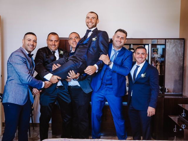 Il matrimonio di Valentina e Salvatore a Ragusa, Ragusa 6