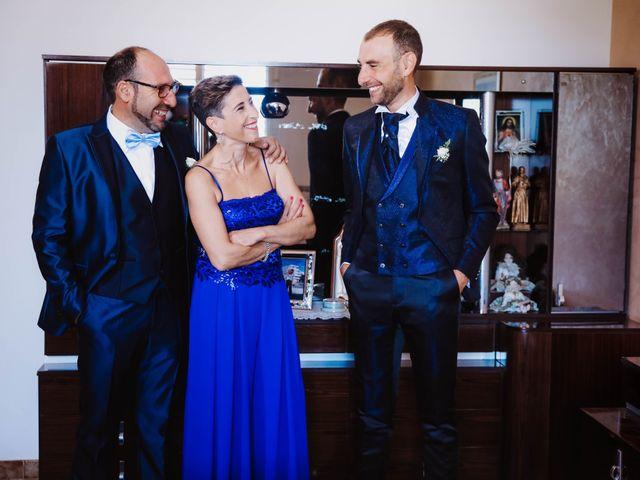 Il matrimonio di Valentina e Salvatore a Ragusa, Ragusa 7