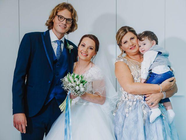 Il matrimonio di Valentina e Salvatore a Ragusa, Ragusa 26