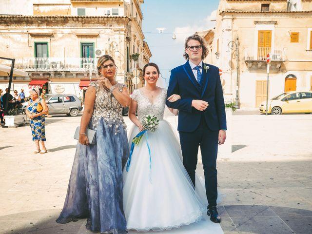 Il matrimonio di Valentina e Salvatore a Ragusa, Ragusa 30