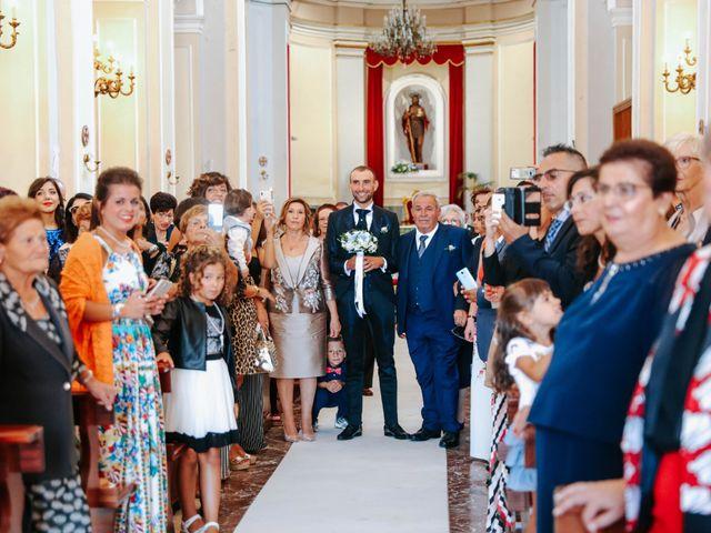 Il matrimonio di Valentina e Salvatore a Ragusa, Ragusa 31