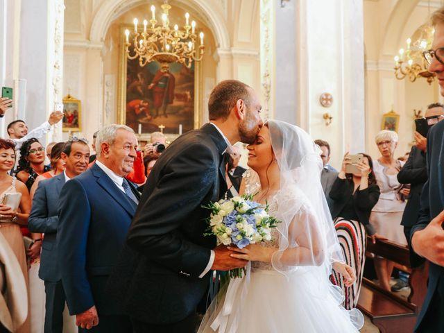 Il matrimonio di Valentina e Salvatore a Ragusa, Ragusa 33
