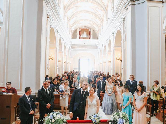 Il matrimonio di Valentina e Salvatore a Ragusa, Ragusa 37
