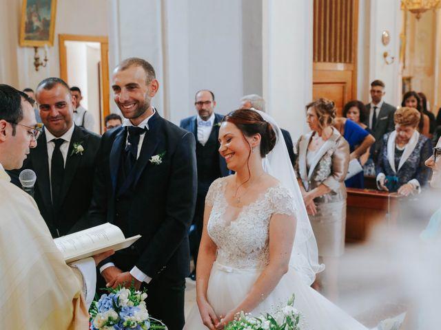 Il matrimonio di Valentina e Salvatore a Ragusa, Ragusa 38