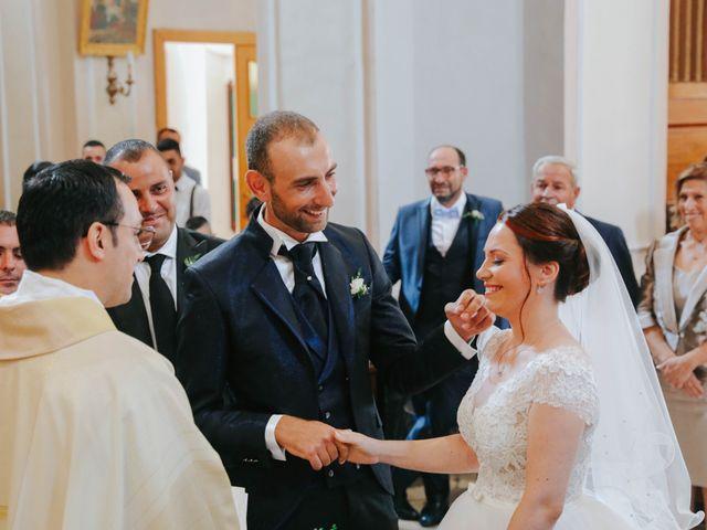 Il matrimonio di Valentina e Salvatore a Ragusa, Ragusa 39