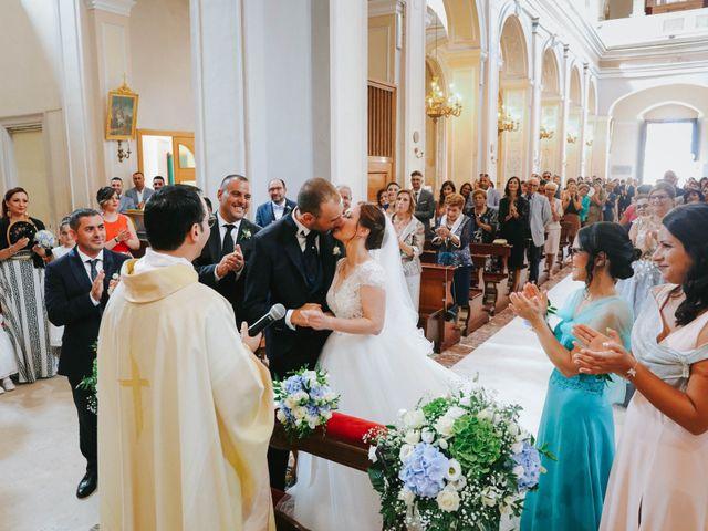 Il matrimonio di Valentina e Salvatore a Ragusa, Ragusa 40