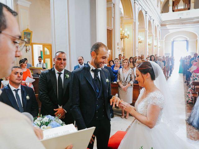 Il matrimonio di Valentina e Salvatore a Ragusa, Ragusa 42