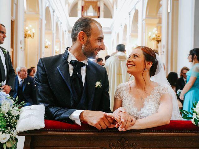 Il matrimonio di Valentina e Salvatore a Ragusa, Ragusa 43