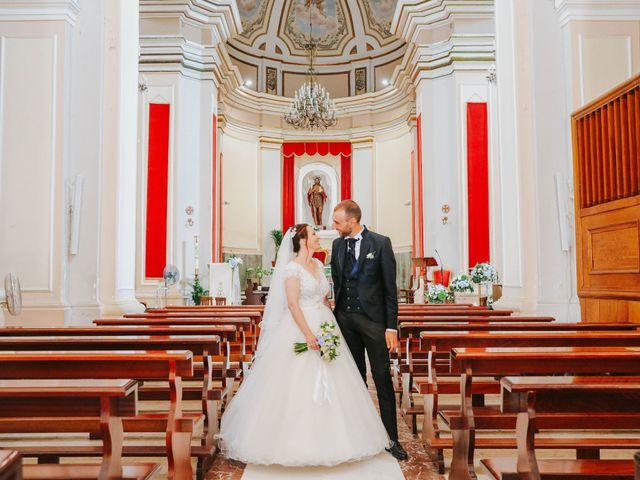 Il matrimonio di Valentina e Salvatore a Ragusa, Ragusa 45