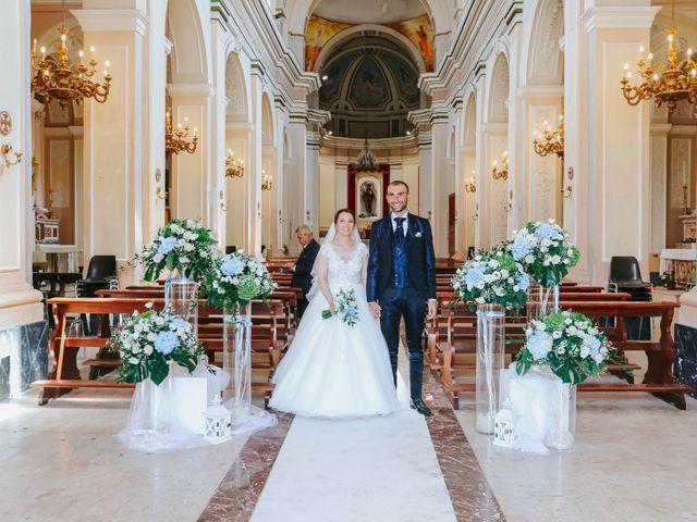 Il matrimonio di Valentina e Salvatore a Ragusa, Ragusa 46