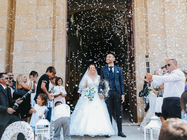Il matrimonio di Valentina e Salvatore a Ragusa, Ragusa 47
