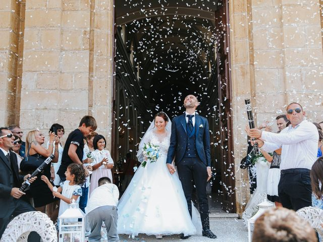 Il matrimonio di Valentina e Salvatore a Ragusa, Ragusa 48