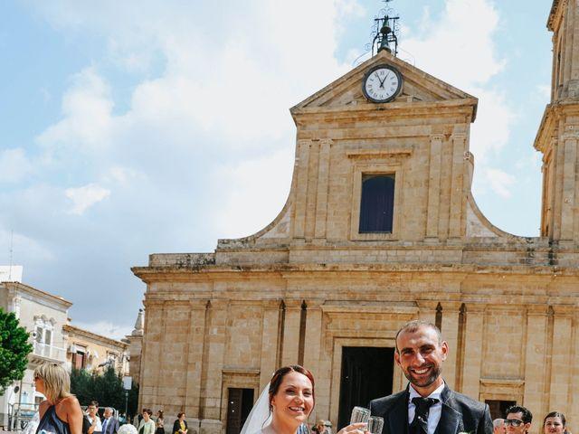 Il matrimonio di Valentina e Salvatore a Ragusa, Ragusa 50