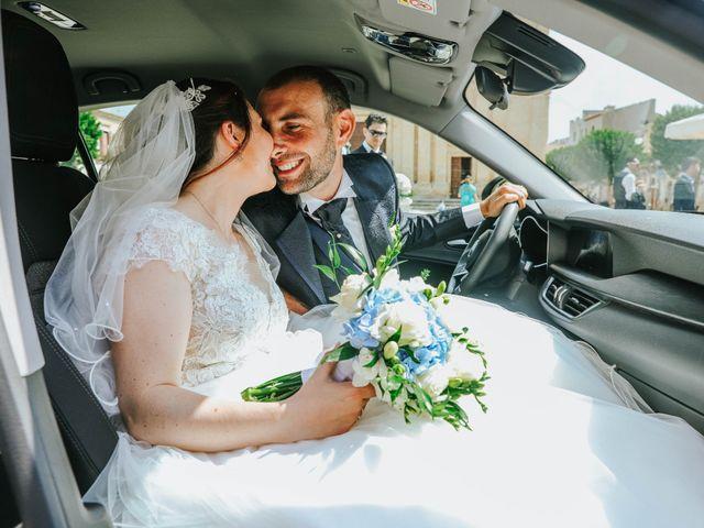 Il matrimonio di Valentina e Salvatore a Ragusa, Ragusa 52