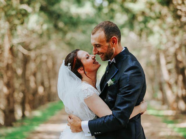 Il matrimonio di Valentina e Salvatore a Ragusa, Ragusa 55