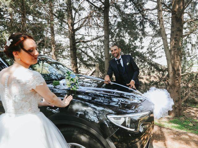 Il matrimonio di Valentina e Salvatore a Ragusa, Ragusa 62