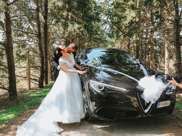 Il matrimonio di Valentina e Salvatore a Ragusa, Ragusa 63
