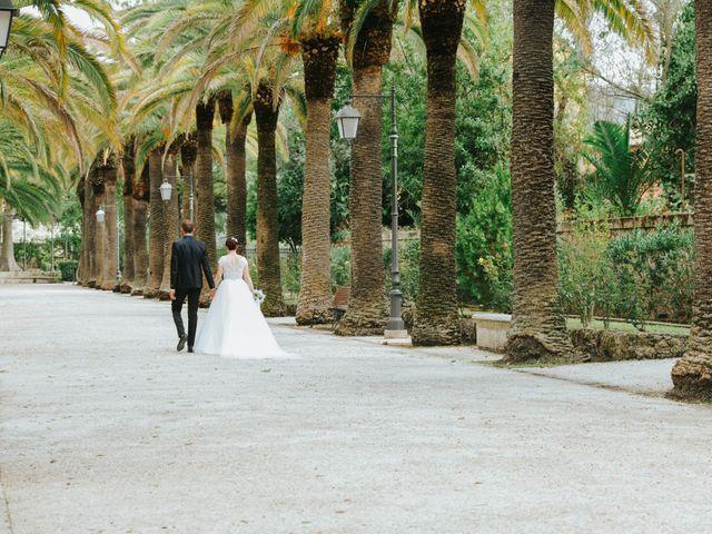 Il matrimonio di Valentina e Salvatore a Ragusa, Ragusa 64