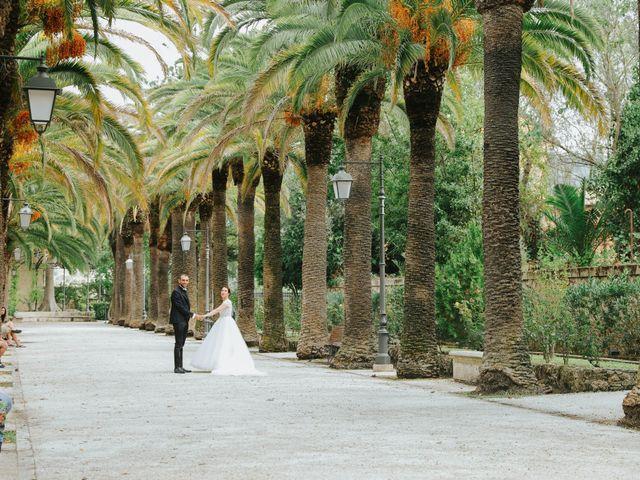 Il matrimonio di Valentina e Salvatore a Ragusa, Ragusa 65