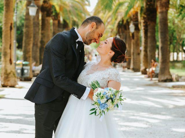 Il matrimonio di Valentina e Salvatore a Ragusa, Ragusa 68