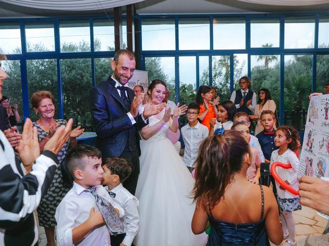 Il matrimonio di Valentina e Salvatore a Ragusa, Ragusa 76