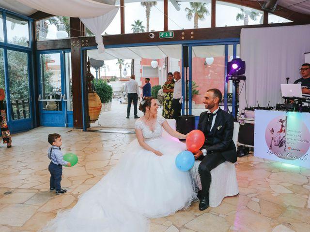 Il matrimonio di Valentina e Salvatore a Ragusa, Ragusa 77