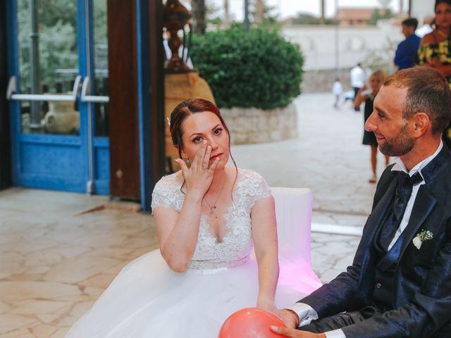Il matrimonio di Valentina e Salvatore a Ragusa, Ragusa 78