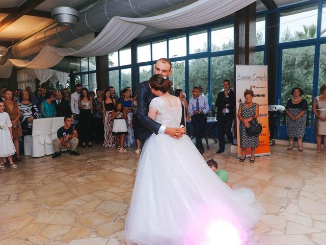 Il matrimonio di Valentina e Salvatore a Ragusa, Ragusa 79