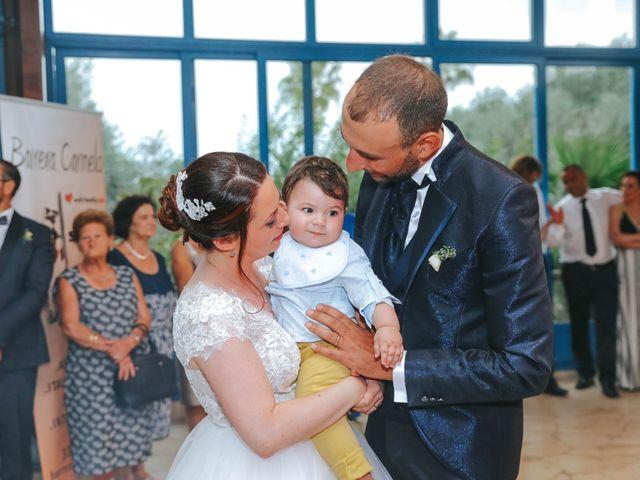 Il matrimonio di Valentina e Salvatore a Ragusa, Ragusa 81